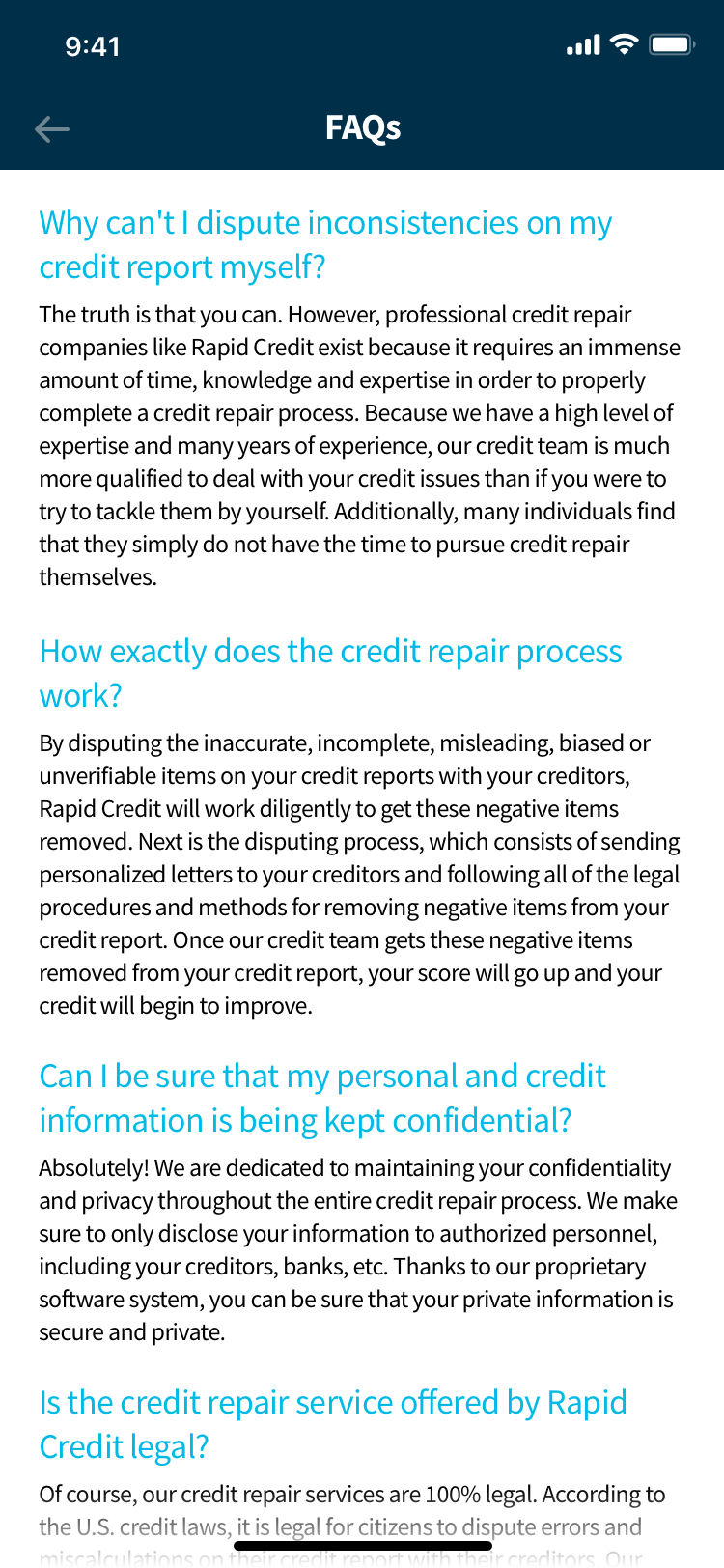 rapidcredit-faq